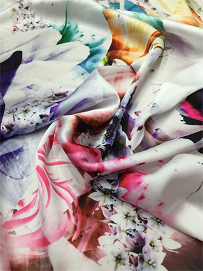 Digital-Printing-Polyester-Fabric